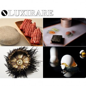 Food Crush: Luxirare