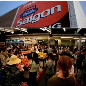 Little Saigon Market: Melbourne
