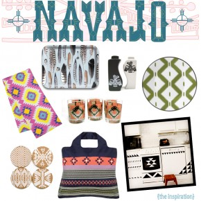 Nutty For Navajo: Southwestern & Native American Inspired Design For Your Home