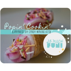 Popin&#039; Cookin&#039;: DIY Japanese Candy Kits