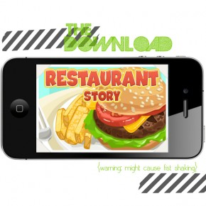 Restaurant Story, I Shake My Fist At You!