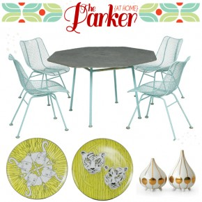 The Parker Palm Springs Style: Entertaining At Home