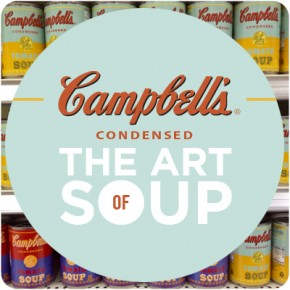 The Art Of Soup: Andy Warhol 50th Anniversary & Pop Art Kitchen Design