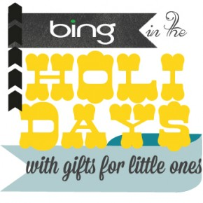Bing In The Holidays: Food Inspired Gifts For Kids & Pets
