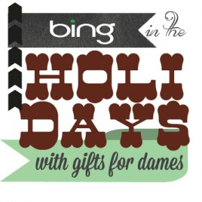 Bing In the Holidays: Gifts for Every Lady On Your List!