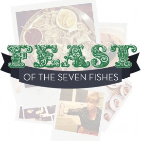 Feast Of The Seven Fishes: BBQ Oysters With Spicy Chipotle Mignonette