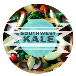 Southwestern Kale Salad Recipe