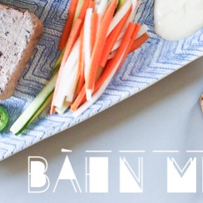The Summer Sandwich Must Have: Bnh m Recipe