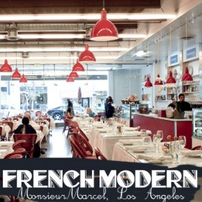 Modern French Kitchen Design &amp; Californian Nicoise Salad Recipe