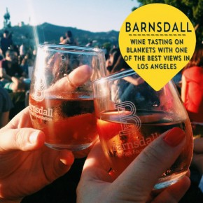 Summertime, You're Not Leaving Me Yet: Barnsdall Friday Wine Tastings